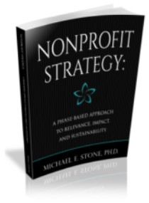 Nonprofit Strategy book cover